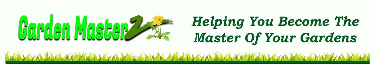 Garden Master Logo - Helping Your Become The Master Of Your Gardens