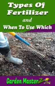 types of fertilizer pinterest image