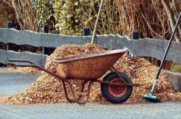 mulch types advantages and disadvantages