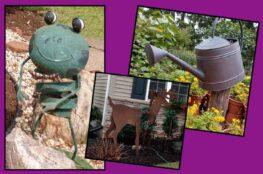ideas for outdoor garden decor
