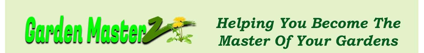 garden masterz logo